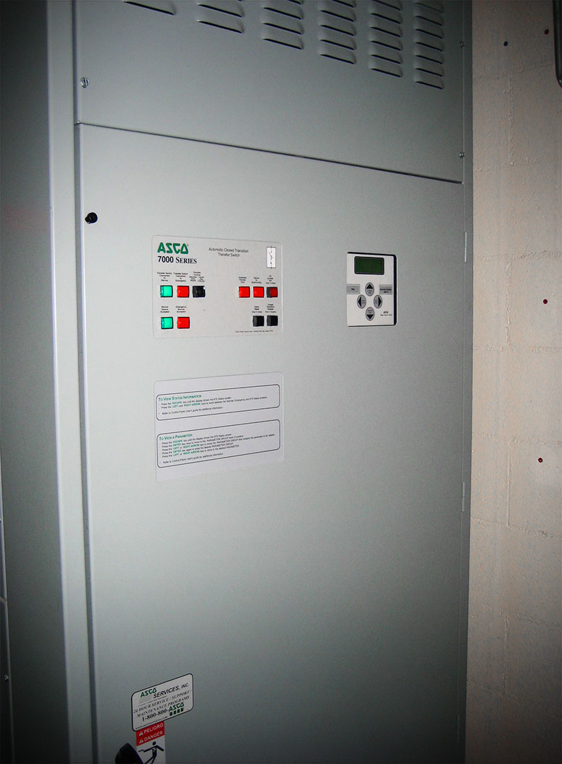 Spanish Bay Resort Generator Replacement